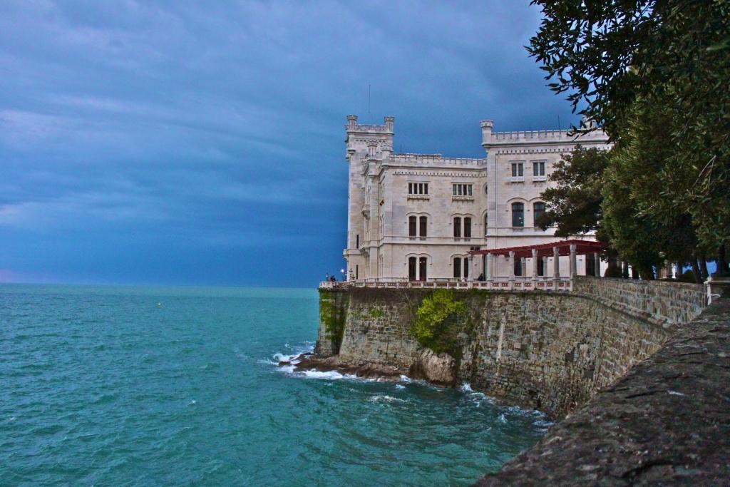 Trieste Castle Duino of Trieste Duino Castle